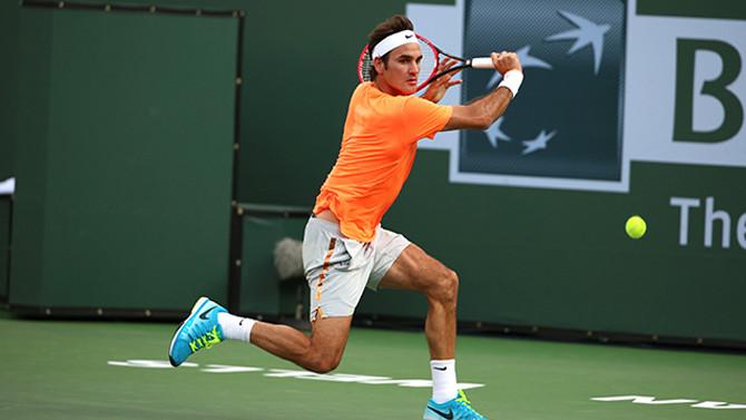 Federer'den erken veda