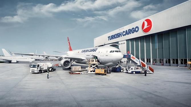 Turkish Cargo'dan Güney Amerika'da yeni nokta
