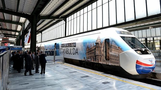 Konya-İstanbul hattındaki YHT seferleri artırılacak