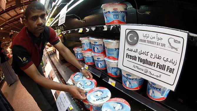 Katar pazarını Türkiye'ye kaptırdık