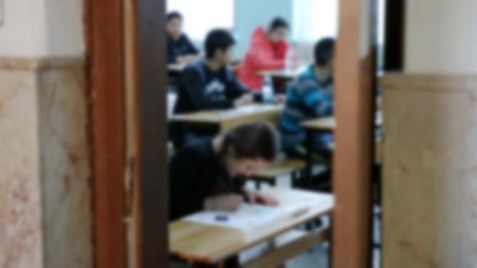 Fransa'da sınav soruları çalındı