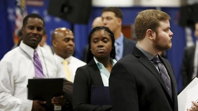 ABD işsizlik başvuruları beklenenden fazla azaldı