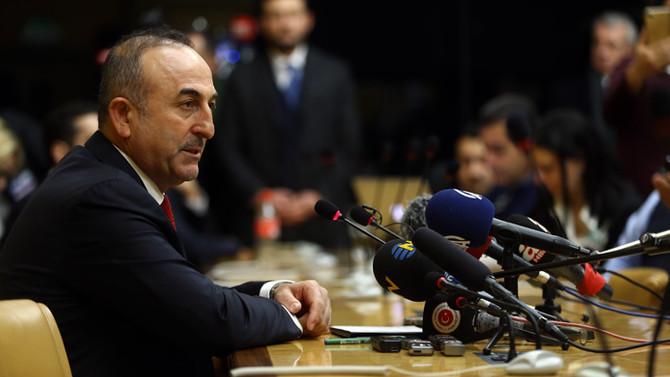 Çavuşoğlu, Suudi Arabistan'a gidiyor