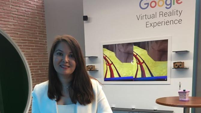 """Tur Assist, Google'ın """"Dijital Potansiyelini Keşfet"""" konferansında"""