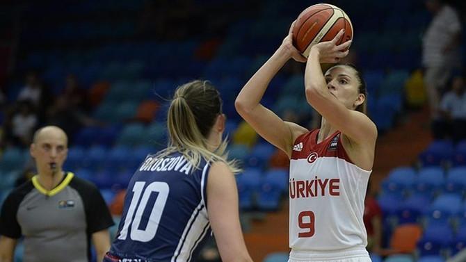 Türkiye Slovakya'yı 69-58 yendi