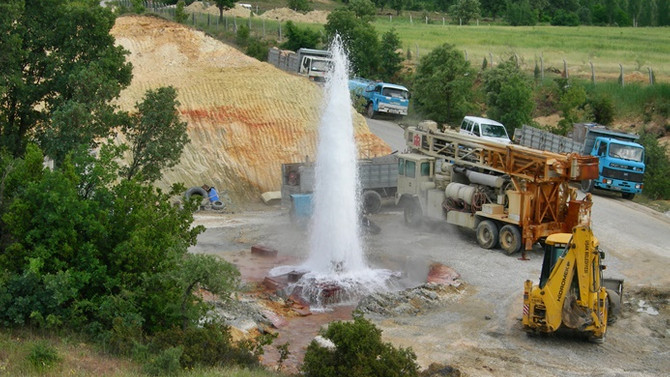 7 jeotermal alanı ihale edilecek