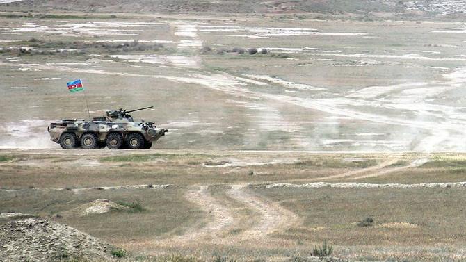 Dünkü çatışmalarda 5 Ermenistan askeri öldürüldü