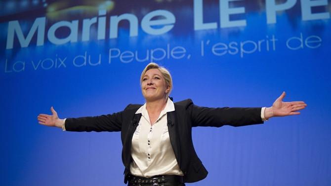 Le Pen, ilk kez Fransa Meclisinde