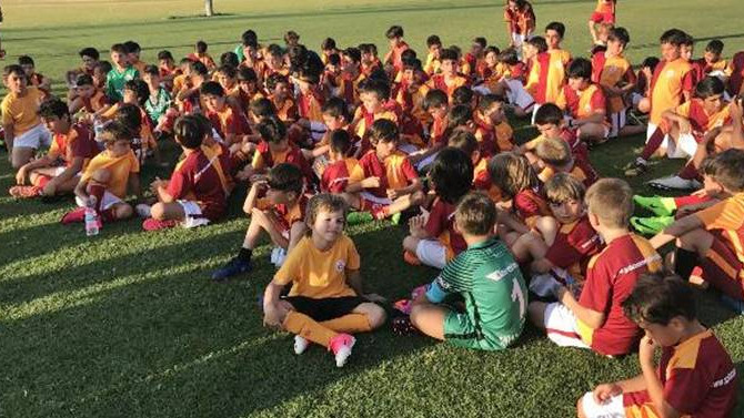 Galatasaray yetenek avında