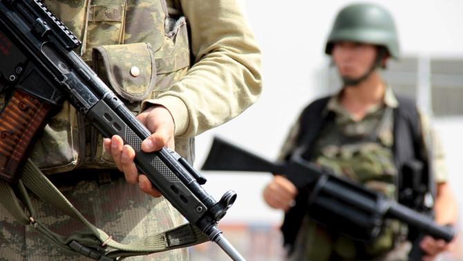 Diyarbakır'da terör operasyonu: 1 asker şehit