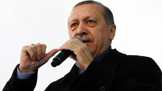Erdoğan: İstismarla adalet aranmaz