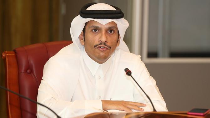 Katar'dan 'abluka' açıklaması