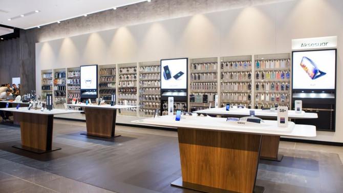 Samsung model olacak mağazasını İstanbul'a açıyor