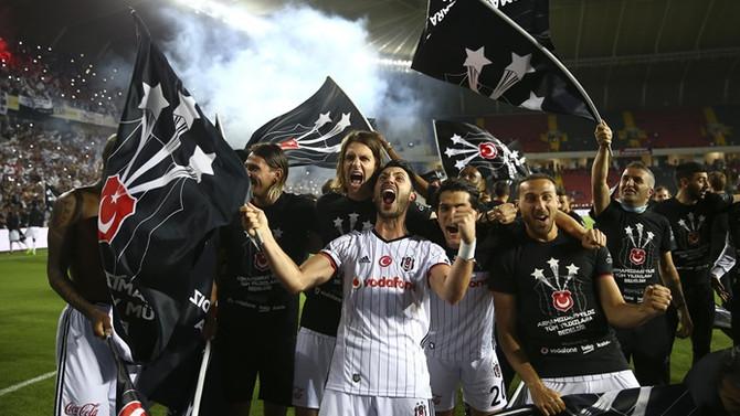 Beşiktaş, şampiyonluk programı belli oldu