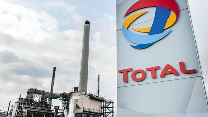 Total: İran için 1 milyar dolar risk alınır