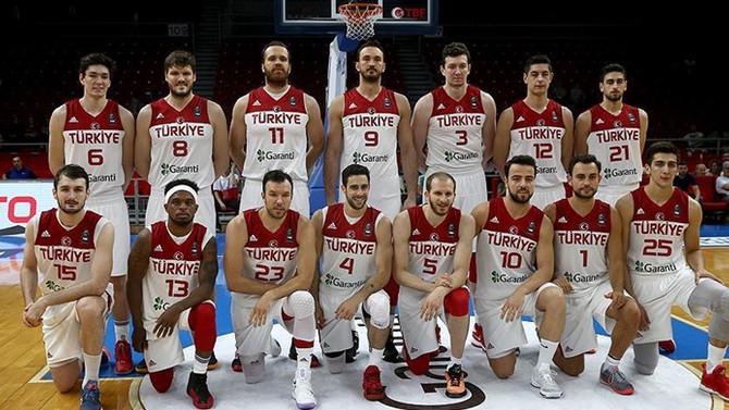 Basketbolda aday kadro açıklandı