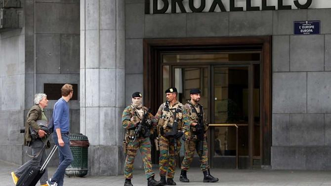 Brüksel saldırganı sabıkalı çıktı
