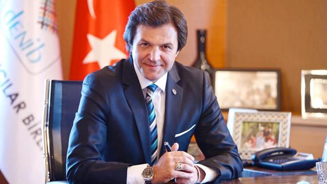 DENİB Başkanı gözaltına alındı