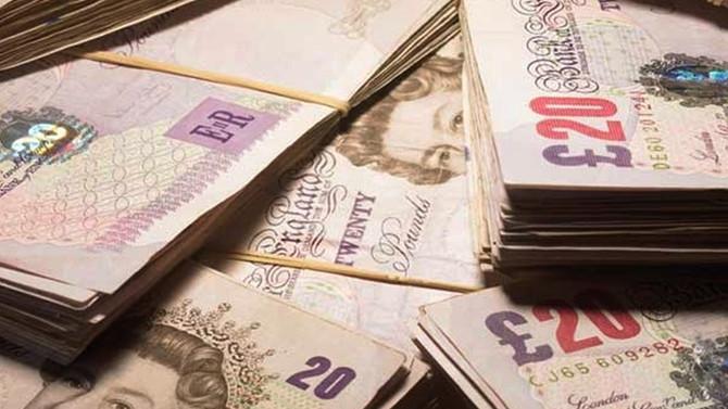 İngiltere'nin kamu borçlanması azaldı