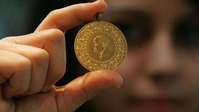 Türkiye'de kişi başına 5.5 gram altın düşüyor