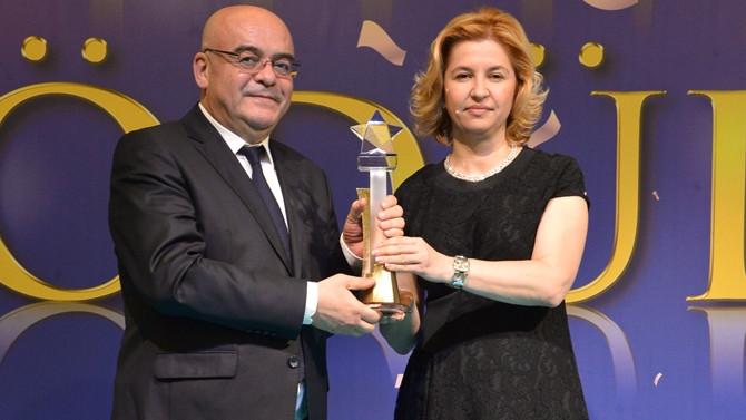 Gönül Kahvesi'ne 'Yılın En Başarılı Franchise Markası' ödülü