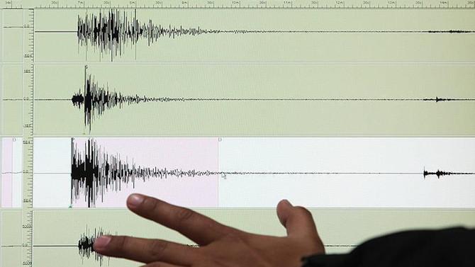 Guatemala'da 6,8 büyüklüğünde deprem