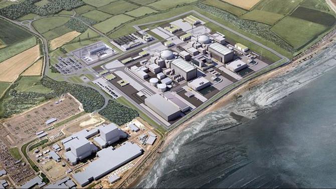 Hinkley Point nükleer projesi pahalı bulundu
