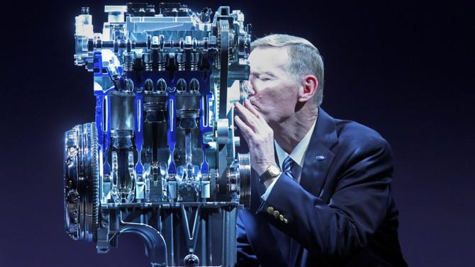 Ford 1.0 Ecoboost motor, 6. defa En İyi Motor seçildi