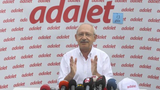 Kılıçdaroğlu'dan 13. günde provokasyon uyarısı