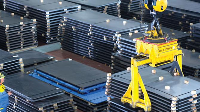 Küresel çelik talebi yüzde 3 büyüyecek
