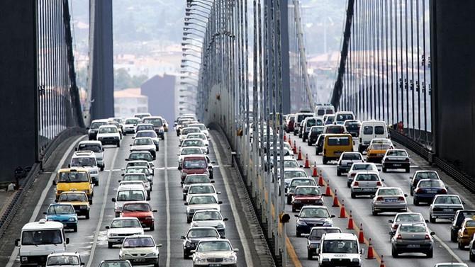Mayısta köprü ve otoyollar 131 milyon TL getirdi