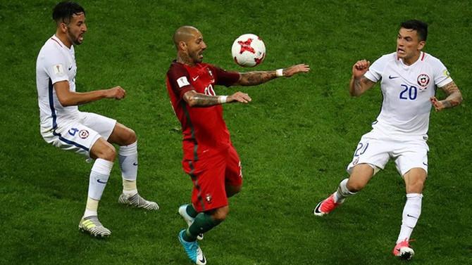 Konfederasyon Kupası'nda ilk finalist Şili