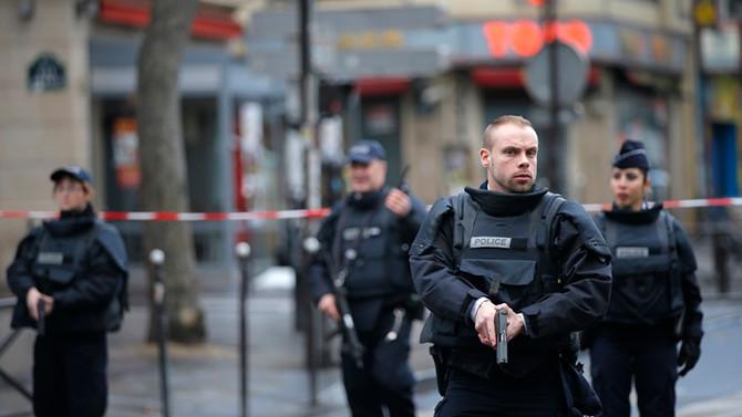 Paris'te güvenlik alarmı