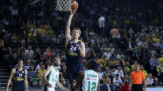 Fenerbahçe potada doludizgin