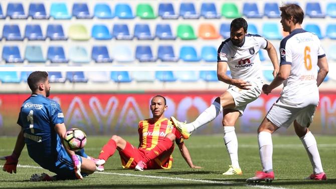 Medipol Başakşehir son haftayı boş geçmedi