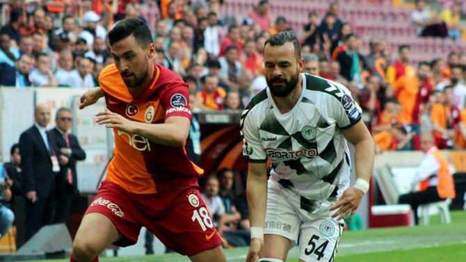 Galatasaray sezonu 3 puanla kapattı