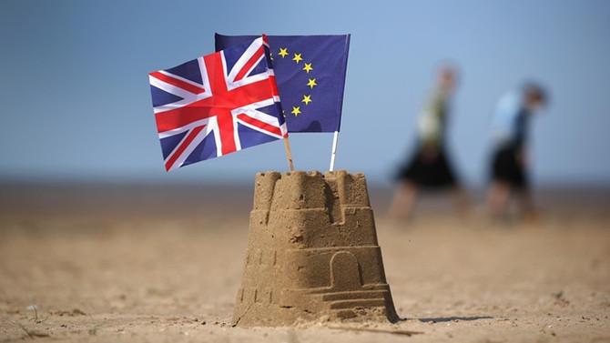 Brexit'in İngiltere'ye faturası 110 milyar euro
