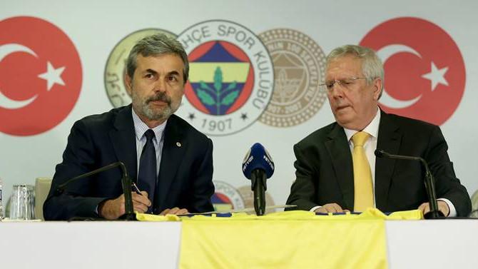 Fenerbahçe'de 2'nci Kocaman dönemi
