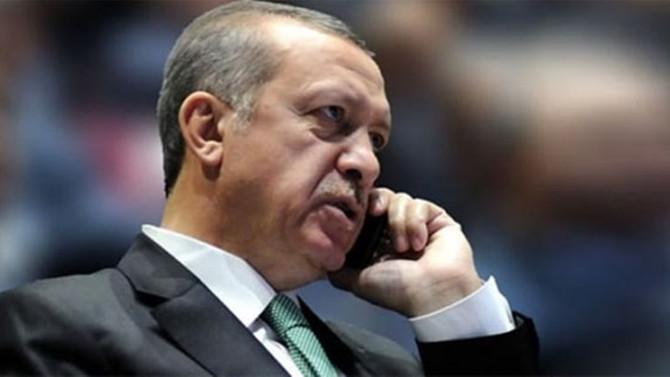 Erdoğan'dan iki üst düzey görüşme