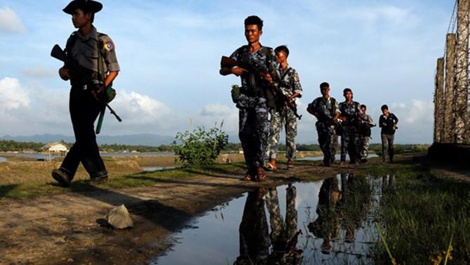 Myanmar'dan insan hakları araştırmacılarına ambargo