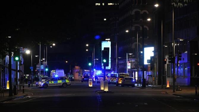 Londra'da terör saldırısı: 10 ölü, 48 yaralı