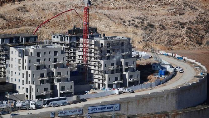 İsrail'den, Yahudi yerleşim birimleri için 20 milyar dolar