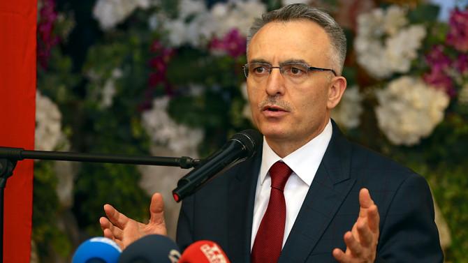 Maliye Bakanı Ağbal: Bütçe dengemiz son derece iyi