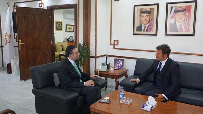 'Ürdün'de yatırım yapan 1 milyarlık pazara açılıyor'