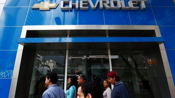 GM, Venezuela'dan tamamen çekiliyor