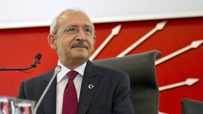 Kılıçdaroğlu, sendikalarla 'kıdem'i görüştü