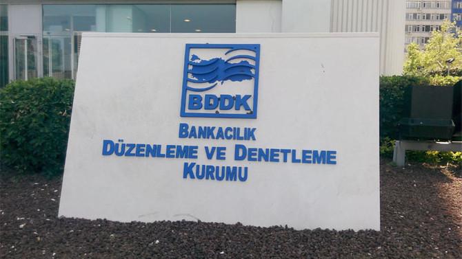 BDDK'dan yönetmelikte değişiklik
