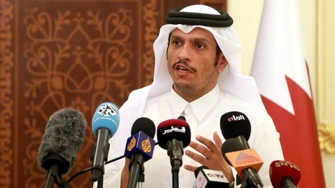 Katar'dan 'uzlaşmaya hazırız' mesajı
