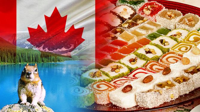 Kanadalı müşteri Türk lokumları ithal edecek