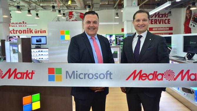 Microsoft Türkiye'den bir ilk